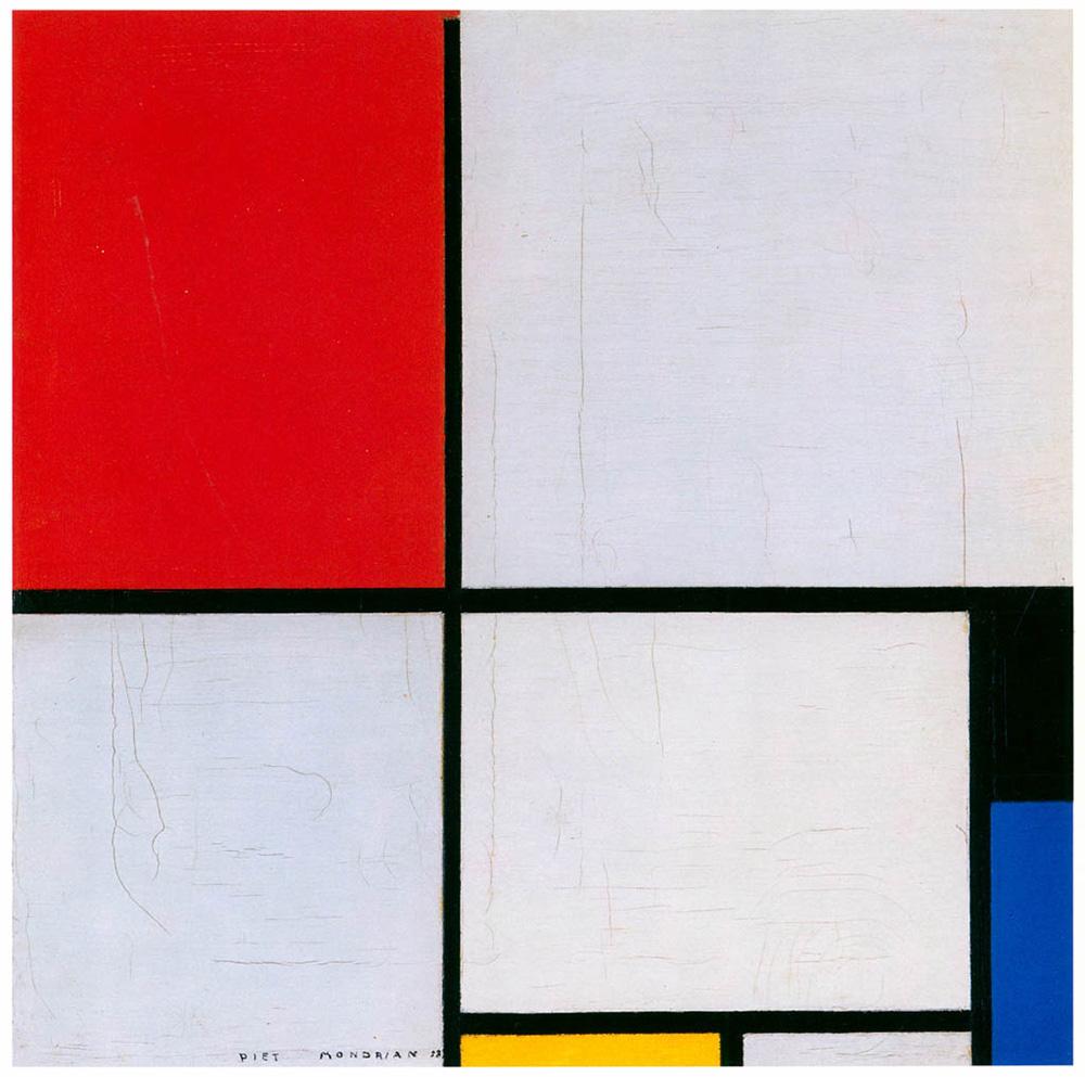 「抽象画」「わからない」でググった方。答えは「わからない」で正解です。