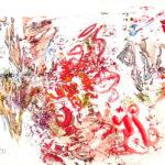 写真は不要! 脳の『大事BOX』から、思い出の景色をサルベージ♪ 抽象画の描き方【記憶の風景編】